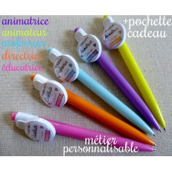 stylo personnalisable